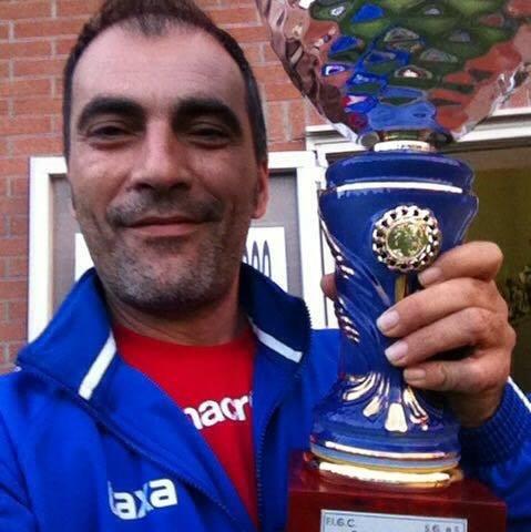 Un insegnante di calcio: Roberto Moruzzi è il nuovo allenatore del Gs Cagliari