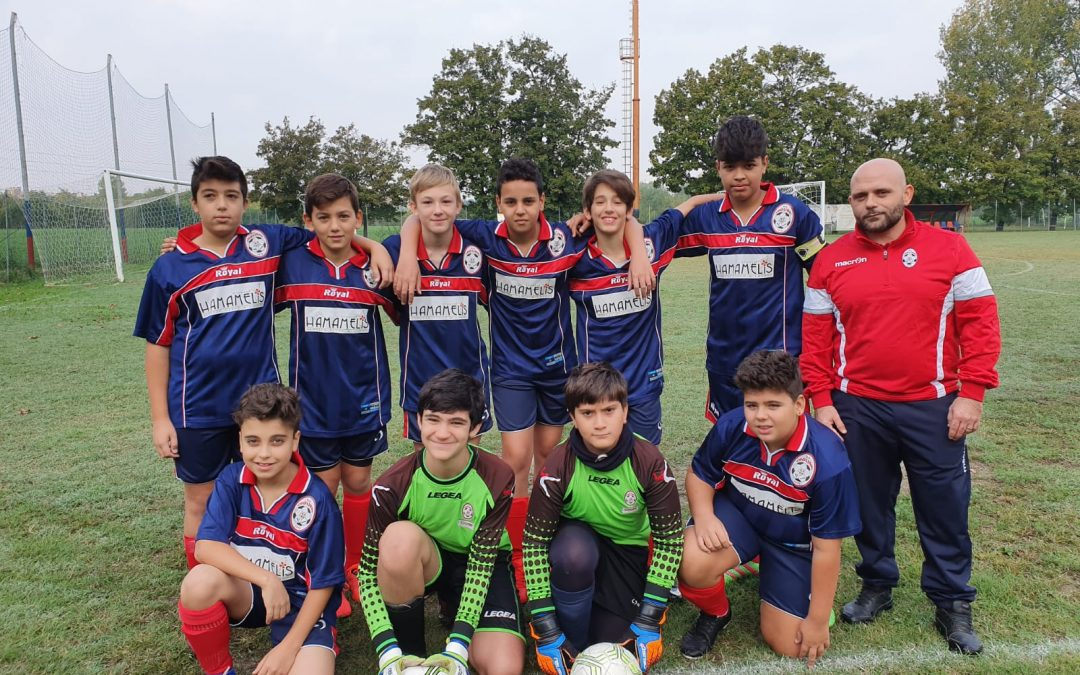 Primi impegni di campionato per le giovanili